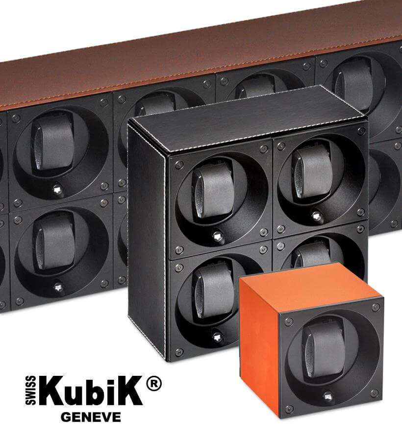 Swiss Kubik watch winder