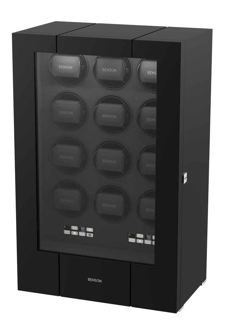 Benson Black Series Pro watch winder