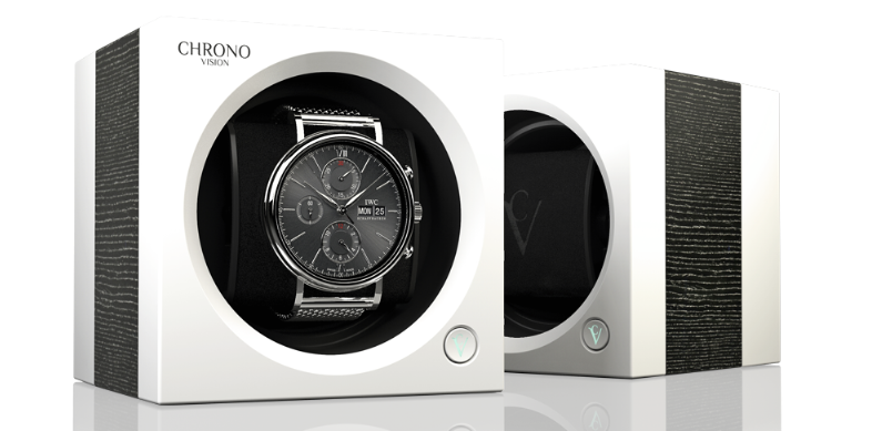 Chronovision One watch winders
