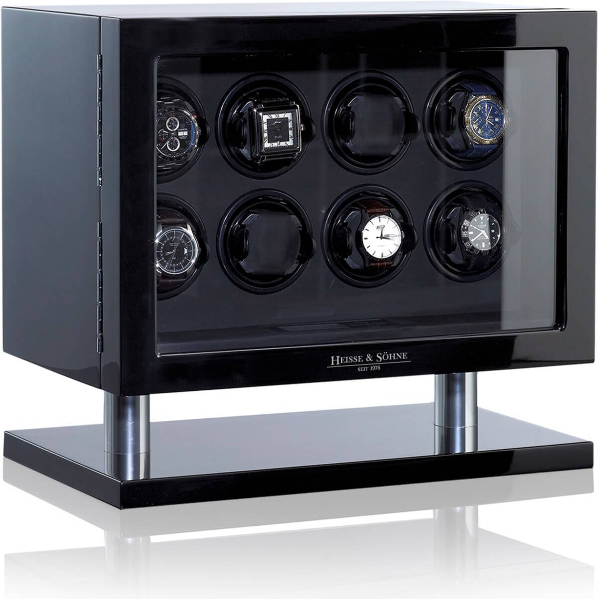 Heisse & Söhne watch winder