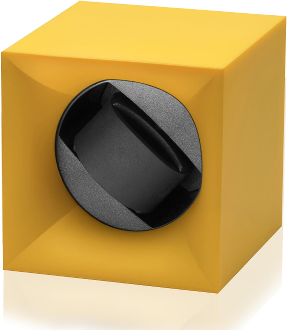 Swiss Kubik ABS Yellow watch winder