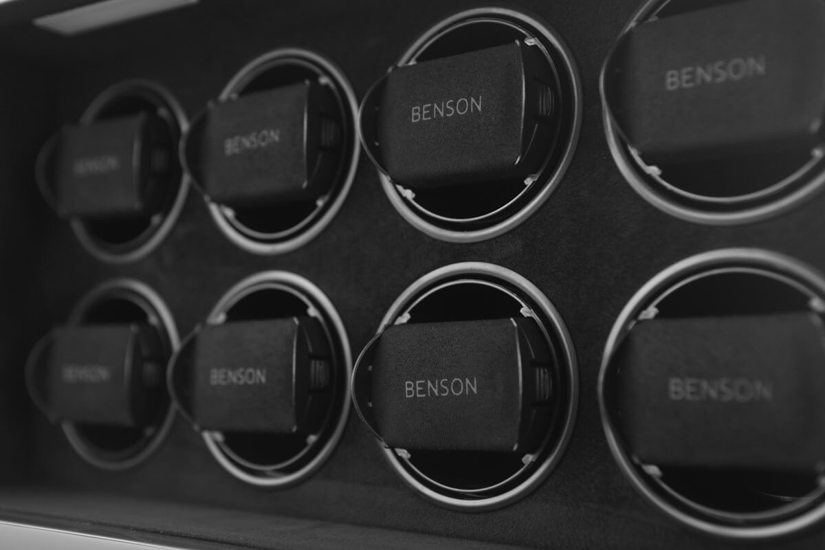 Benson Black Series 8.17.RD Limited Edition