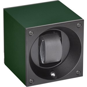 Swiss Kubik Aluminium Dark Green